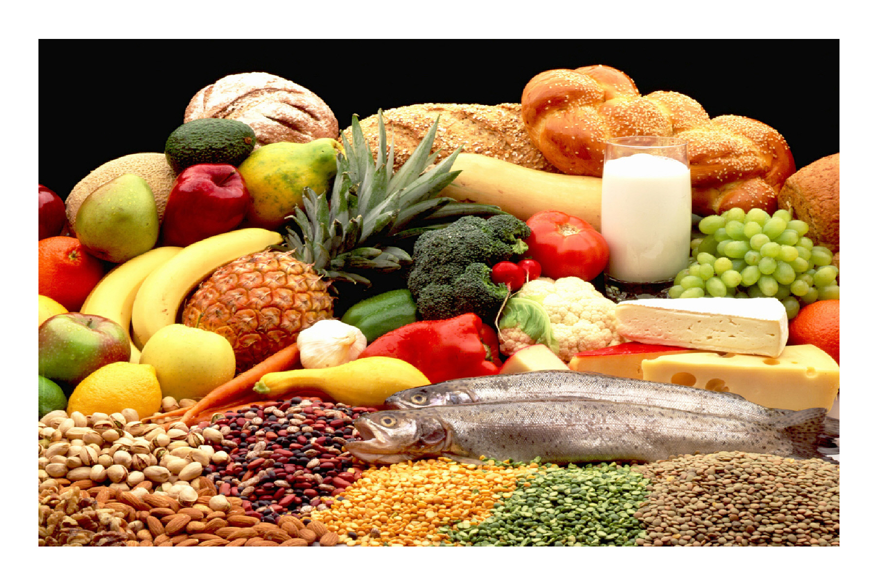 What Is A Balanced Diet? | ISRA Medical
