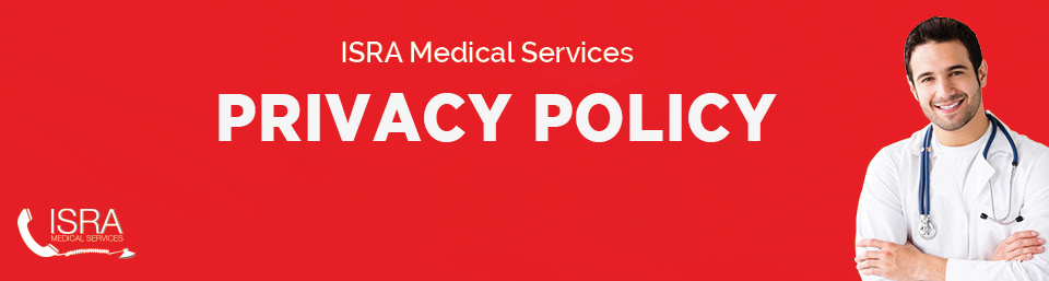 Isra Medical Services Privacy Policy