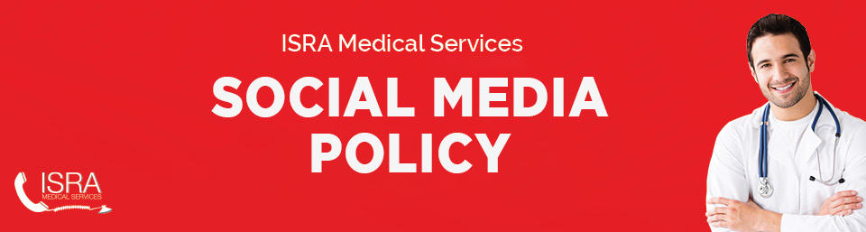 Isra Medical Services Social Media Policy
